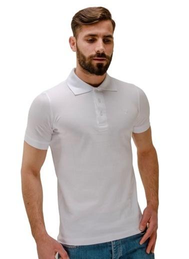 Comienzo Tişört Beyaz
